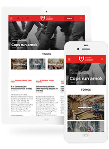 CCF - Website Design by Red Cherry