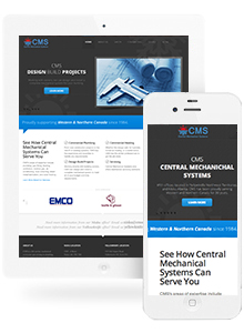 Cmsyk - Website Design by Red Cherry